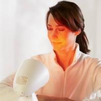 A Monaco, la Pharmacie de Fontvieille propose un rayon bien-être avec des lampes aux infra-rouges