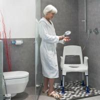 Le matériel médical de la salle de bain