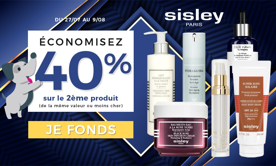 promotions sisley