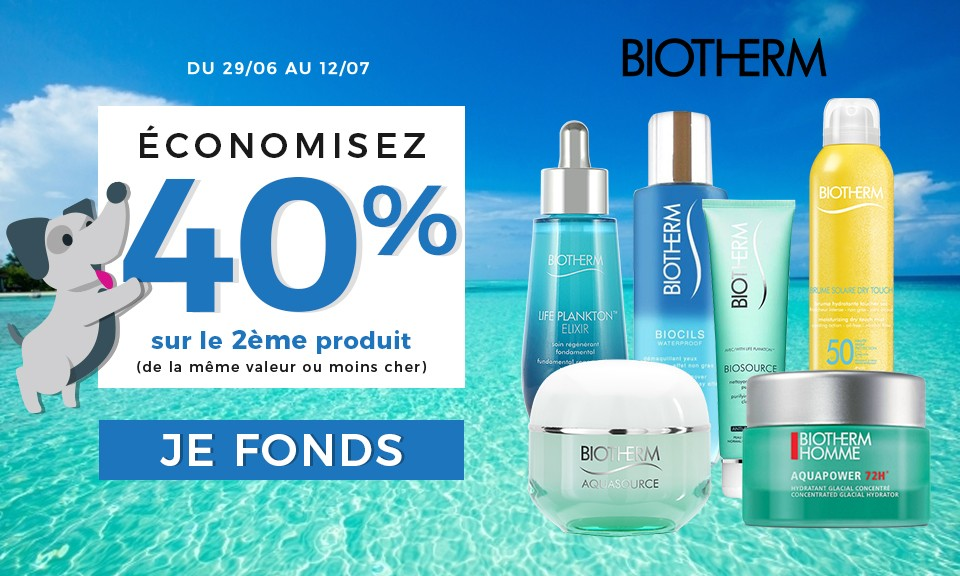 promotions biotherm