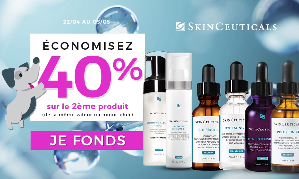 Skinceuticals Avril 2019