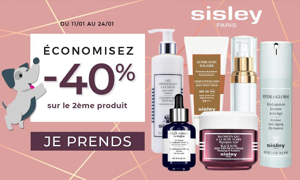 promotions sisley