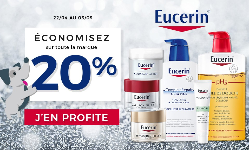 Eucerin Avril 2019