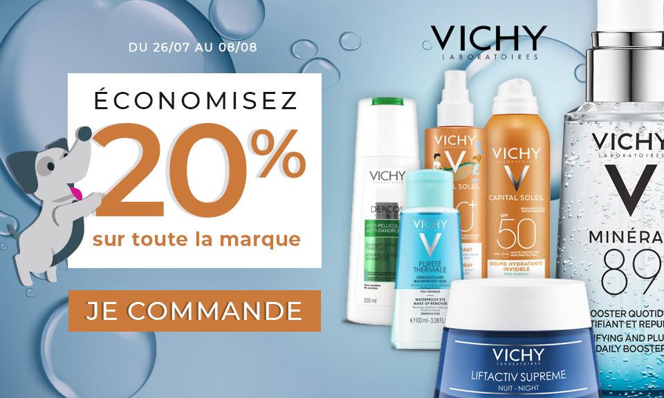 26/07 au 08/08 Vichy