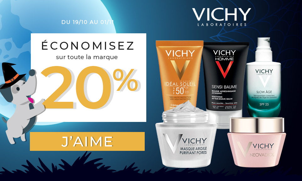 Promotions Vichy