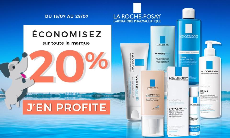Roche Posay Juillet 2019