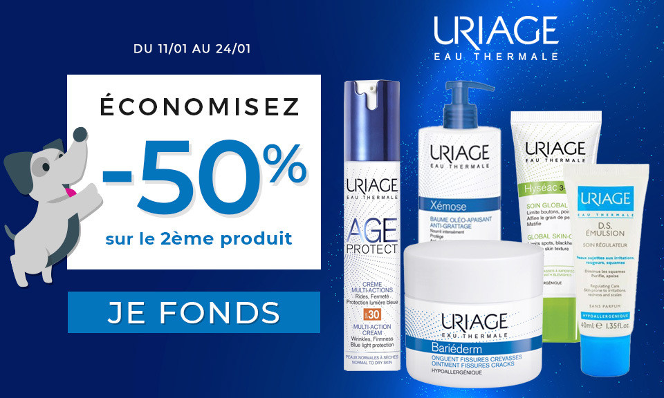 promotions uriage