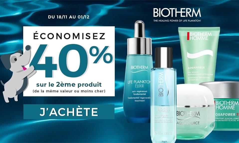 Promotion Biotherm