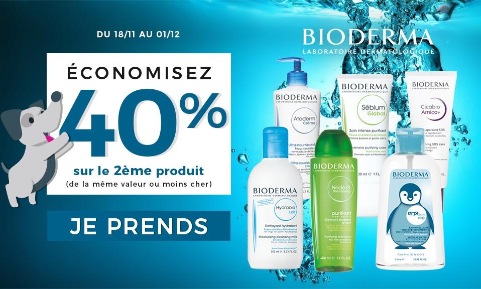 Promotion Bioderma