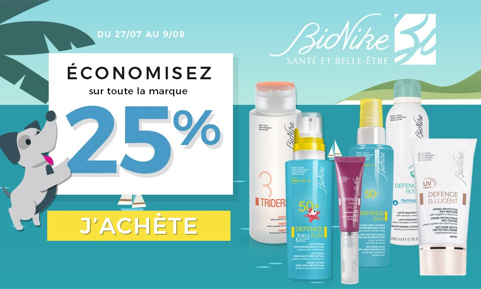 promotions bionike